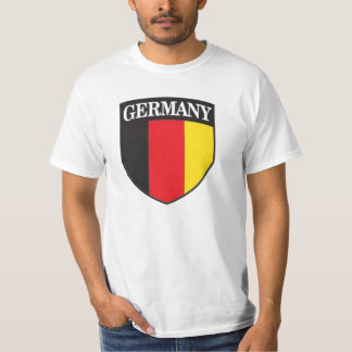 oktoberfest Germany Flag T-Shirt