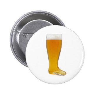 oktoberfest-glass-beer-boot 2 inch round button