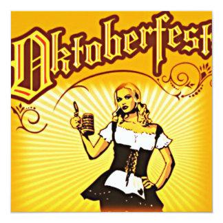 Oktoberfest Invitation