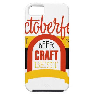 Oktoberfest Logo Design Template Case For The iPhone 5