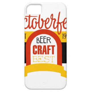 Oktoberfest Logo Design Template iPhone 5 Cover