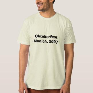 Oktoberfest: Munich, 2007 T-Shirt