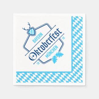 Oktoberfest Munich, Bavaria Napkins