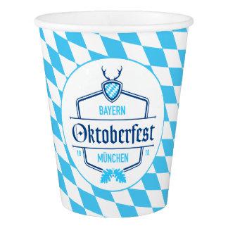Oktoberfest Munich, Bavaria Paper Cup