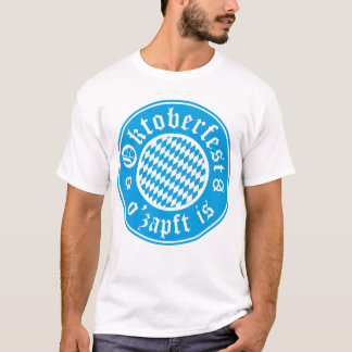 Oktoberfest O'zapft Is Germany Bavarian T-Shirt