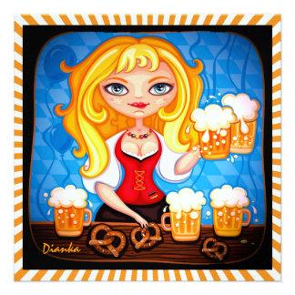 Oktoberfest - Octoberfest Invitations