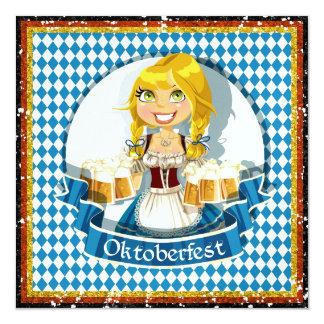 OKTOBERFEST / Octoberfest - SRF Card