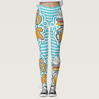 Oktoberfest / Other Pop Fashion Leggings