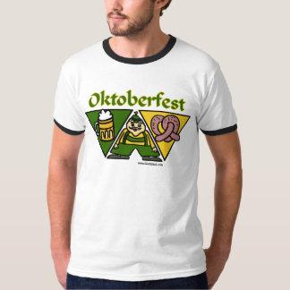 Oktoberfest Pretzel Mens Shirts