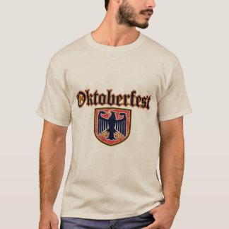 Oktoberfest Shield T-Shirt