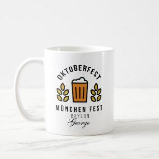 Oktoberfest Since 1810 Coffee Mug