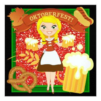 OKTOBERFEST - SRF PERSONALIZED INVITATIONS