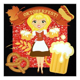 OKTOBERFEST - SRF CUSTOM INVITATIONS