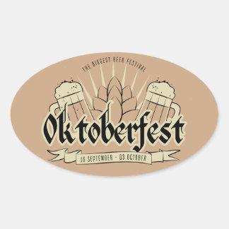 Oktoberfest stickers
