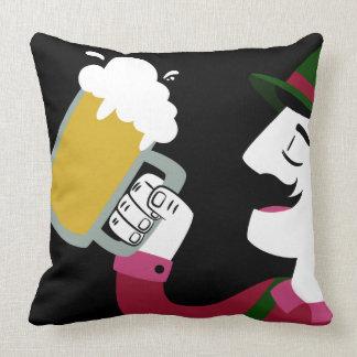 Oktoberfest throw pillows