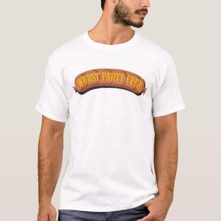 Oktoberfest Wurst Party Ever t-shirt