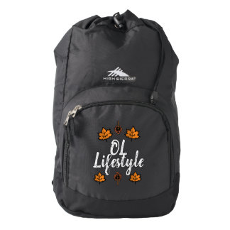 OL Autumn lookback Backpack