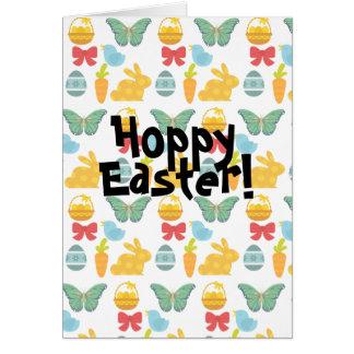 OL Hoppy Easter Card