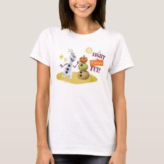Olaf | A Night of Frozen Fun T-Shirt