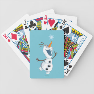 Olaf | Blizzard Buddy Poker Deck