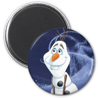 Olaf | Cool Little Hero 2 Inch Round Magnet