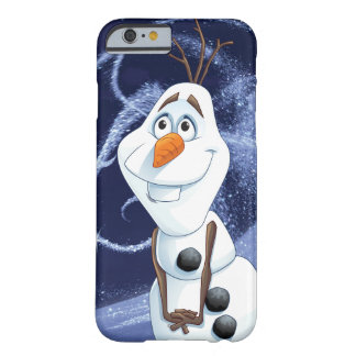 Olaf   Cool Little Hero Barely There iPhone 6 Case