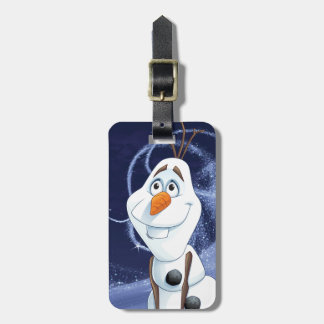 Olaf | Cool Little Hero Luggage Tag