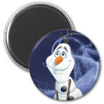 Olaf - Cool Little Hero Refrigerator Magnet