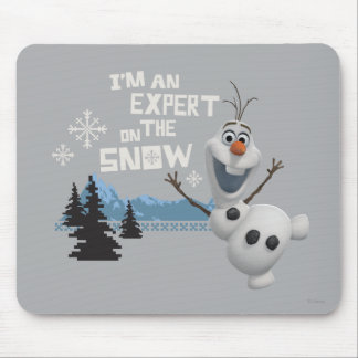 Olaf | Expert on the Snow Mouse Pad