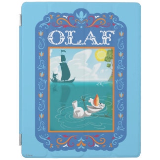 Olaf | Floating in the Water iPad Cover