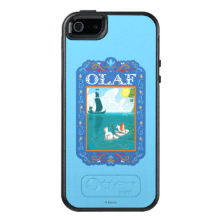 Olaf | Floating in the Water OtterBox iPhone 5/5s/SE Case