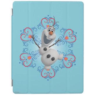 Olaf | Heart Frame iPad Cover