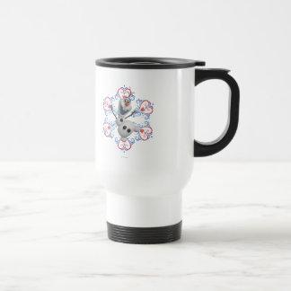 Olaf | Heart Frame Travel Mug