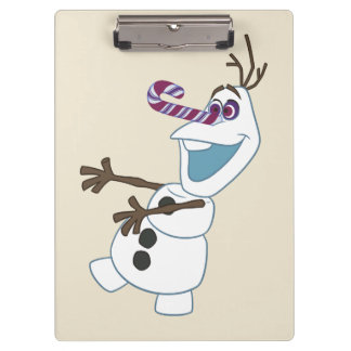 Olaf | I'm on a Mission Clipboard