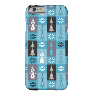 Olaf | Let the Holiday's Begin Pattern Barely There iPhone 6 Case