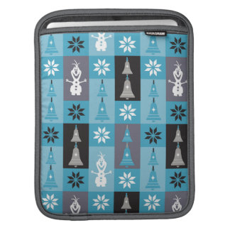 Olaf | Let the Holiday's Begin Pattern iPad Sleeve