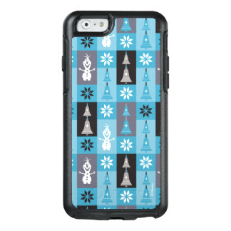 Olaf | Let the Holiday's Begin Pattern OtterBox iPhone 6/6s Case