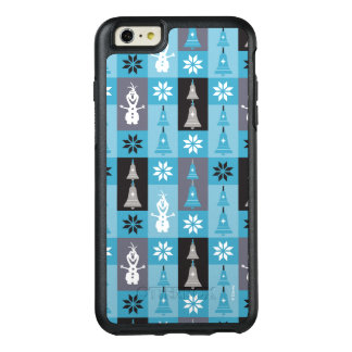 Olaf | Let the Holiday's Begin Pattern OtterBox iPhone 6/6s Plus Case