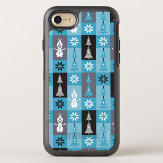Olaf | Let the Holiday's Begin Pattern OtterBox Symmetry iPhone 8/7 Case