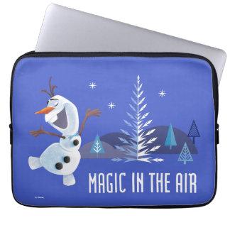 Olaf | Magic in the Air Laptop Sleeve