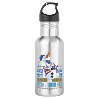 Olaf | Sharing Warm Hugs 532 Ml Water Bottle