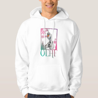 Olaf | Sitting Hooded Sweatshirt