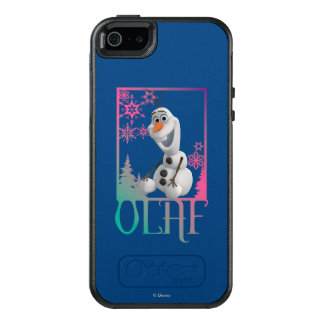 Olaf | Sitting OtterBox iPhone 5/5s/SE Case