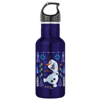 Olaf   Snow Magic 532 Ml Water Bottle