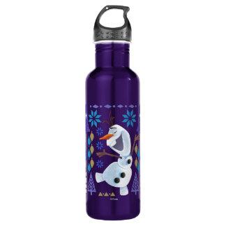 Olaf   Snow Magic 710 Ml Water Bottle