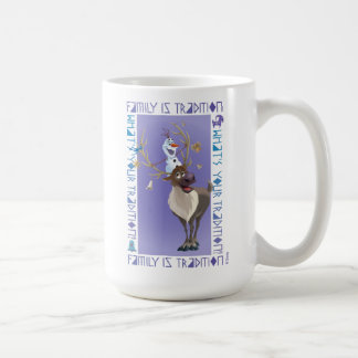 Olaf & Sven | Family is Tradition Coffee Mug