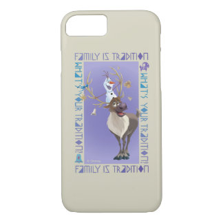 Olaf & Sven | Family is Tradition iPhone 8/7 Case