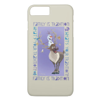 Olaf & Sven | Family is Tradition iPhone 8 Plus/7 Plus Case