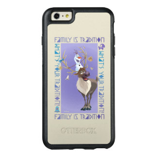 Olaf & Sven | Family is Tradition OtterBox iPhone 6/6s Plus Case
