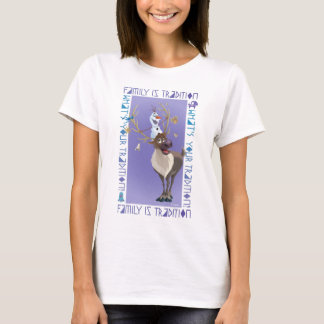 Olaf & Sven | Family is Tradition T-Shirt